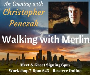 Walking with Merlin - with Christopher Penczak