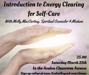 Introduction to Energy Clearing @ Avalon Annex