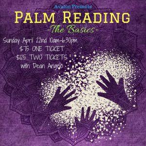 Palm Reading - The Basics - Single Ticket @ Avalon Classroom Annexe | Orlando | Florida | United States